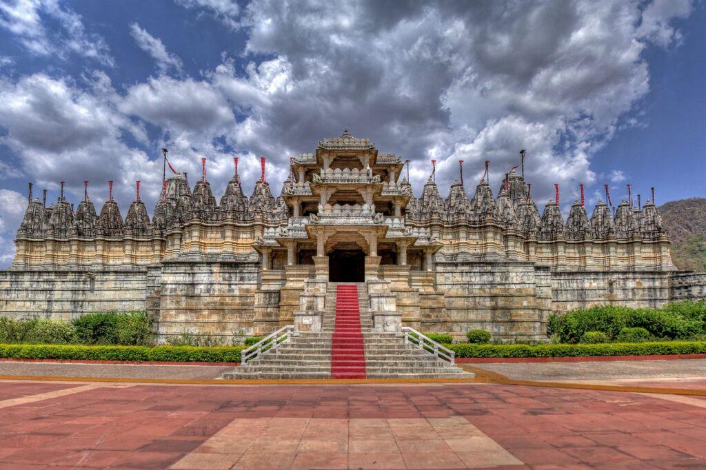 ranakpur, jain, temple
